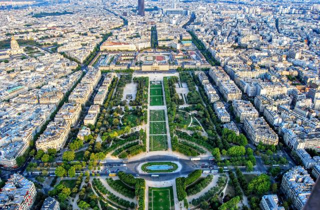 CAMPO DE MARTE PARIS