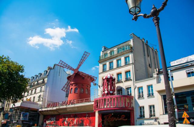 MOULINE ROUGE PARIS