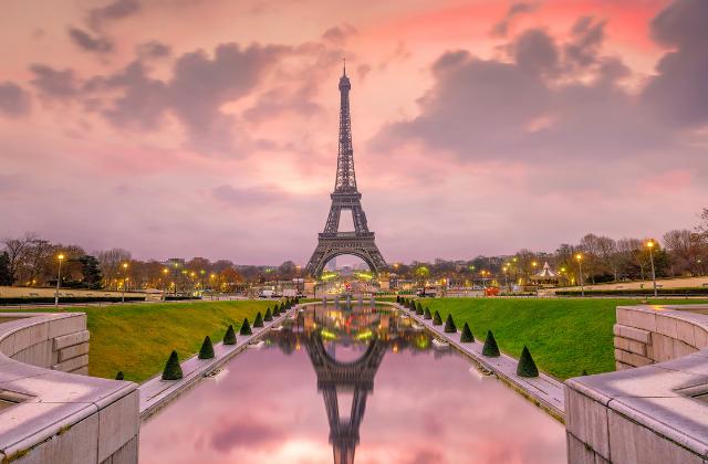 Paris, ciudad de la luz y del amor